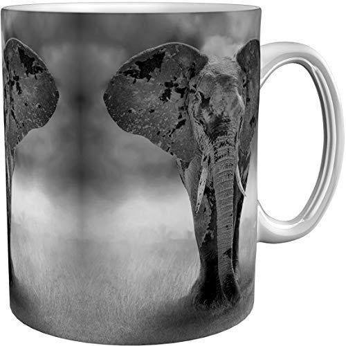 Taza de café / Taza de regalo / Elefantes / Mug