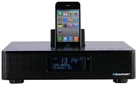 Blaupunkt IP 240 BK Radio 2.1 mit Apple iPhone/iPod Docking