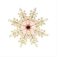 Qxran New Snowflake Shines High-End Brocade Fashion Women