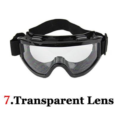 KOMNY Calda Vendita Gafas Occhiali Moto Maschere Motocross Occhiali Casco Occhiali Antivento off Road Moto Cross caschi Occhiali, Ros