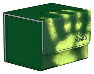 Ultimate Guard ugd10860-Sidewinder 100+ Standard Size chromia Skin, Verde