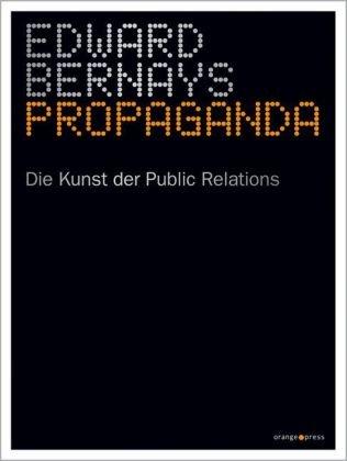 Buchseite und Rezensionen zu 'Propaganda: Die Kunst der Public Relations' von Edward Bernays