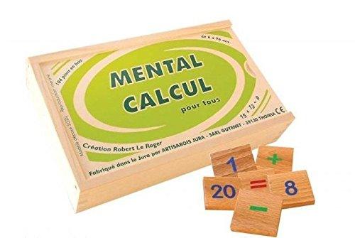 Les Jeux de Paul - Calcul mental - , Hêtre - 2502