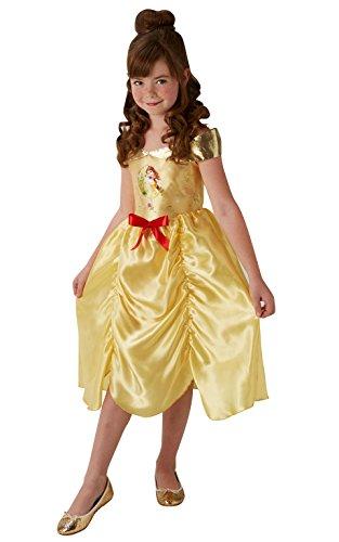 Beauty Beast Kostüm - Rubie 's Offizielles Disney Princess Beauty und The Beast Belle Kinder Kostüm.