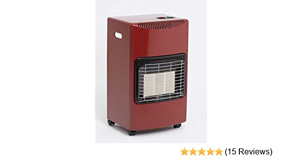 Quick and Easy Heat Anywhere LLFS Mini Space Heater Mini Flame Heater with Remote Control