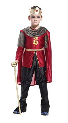 Inception Pro Infinite Costume - Principe - Bambini - Carnevale - Halloween - Travestimento - Cosplay (Taglia M 110-120 cm )