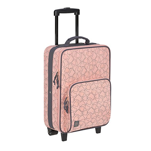 Lässig Trolley Spooky Valigia per bambini 46 centimeters 0.0264 Rosa (Pink)