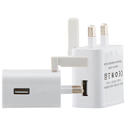 Preisvergleich Produktbild Top Quality Huawei Y5II Charger , Mains USB Charger with Cable for Huawei Y5II charger CE Certified