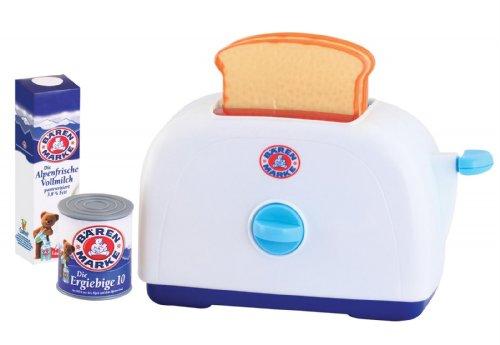 Preisvergleich Produktbild Bärenmarke 26009 - Toaster mit Toast, Milchdose und -tüte