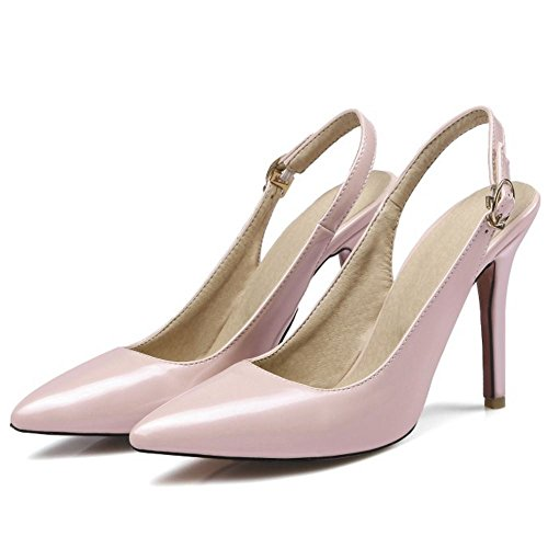 Donna Pumps Ivory Mode Slingback Zanpa Pointed UwqdtnBa
