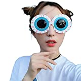 Thug Life Glasses 8 Bit Pixel Deal With IT Sunglasses Unisex Spoof Sunglasses Toy (Multicolor 02)