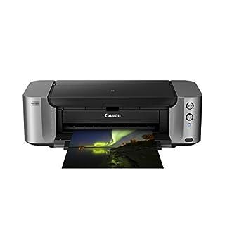 Canon PIXMA Pro-100S Inkjet Printer - Black, Grey (B00TZY9CAQ) | Amazon Products