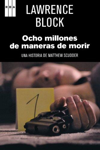 OCHO MILLONES DE MANERAS DE MORIR Cover Image