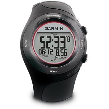Garmin Forerunner 410 HRM Montre GPS Etanche Noir