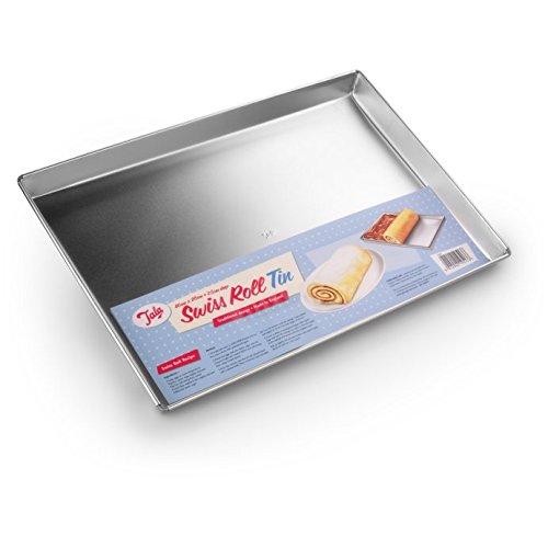 Tala Blech für Biskuitrollen, groß Jelly Roll Pan