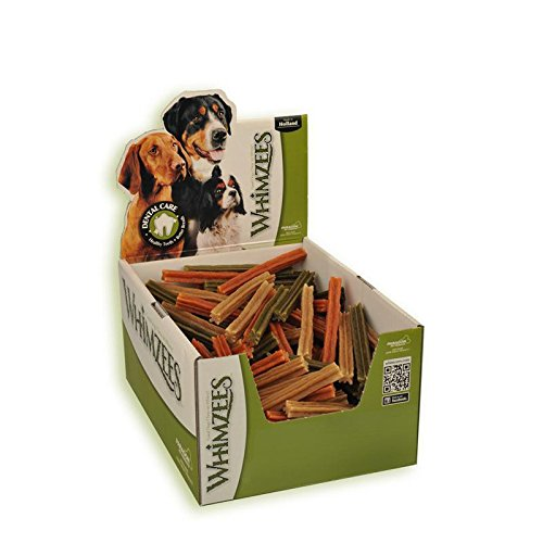 WHIMZEES Stix Taglia S/150 St. nel Display, 1er Pack (1 X 2.25 kg)