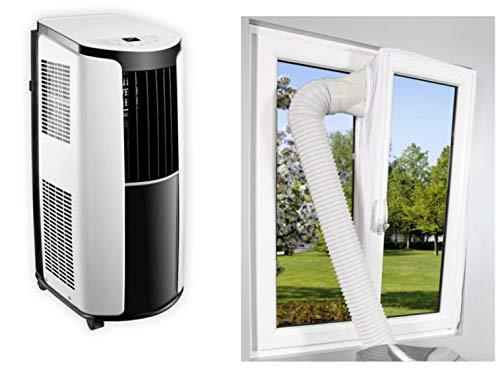 Mobile Klimaanlage 3 in1, 7000 BTU, 2,35 kW incl. Fensterabdichtung