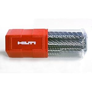 Broca para martillo Perforador Hilti TE-CX(12) L2 juego de brocas 6-16mm con SDS-plus broca de percusión conjunto taladro broca para hormigón profitools