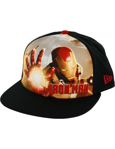 Iron Man 3 Sub Front 950 Iron Man Baseball Cap