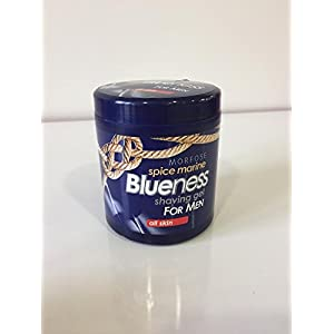 Blueness Rasiergel 6 x 500ml
