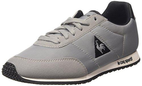 Le Coq Sportif Racerone Classic Unisex-Erwachsene Sneaker Grau - Gris (Titanium)