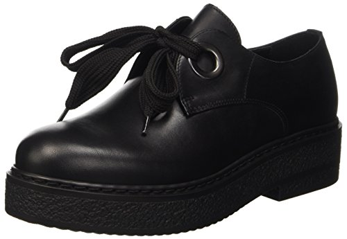 Cult Angra, Scarpe Low-Top Donna, Nero, 38 EU