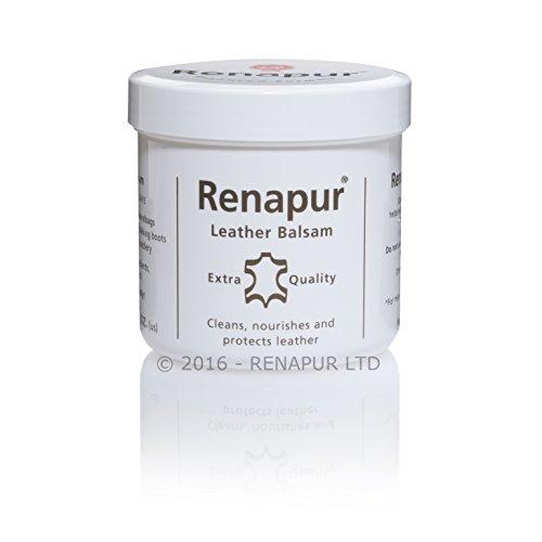 Renapur - Bálsamo para limpiar articulos de cuero (200 ml)