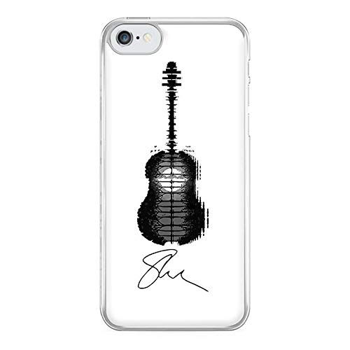 42adb0d58eb Fun Cases Shawn Mendes Guitar Tattoo Phone Case - Galaxy S8 Compatible