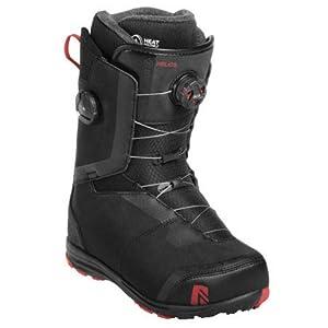Nidecker Helios BOA Focus Boots 2019 Black, 44.5