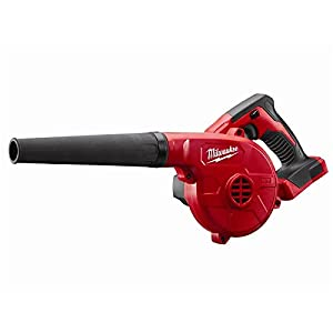 Milwaukee M18BBL-0 M18 Blower (Naked-no Batteries or Charger), 18 W, 230 V