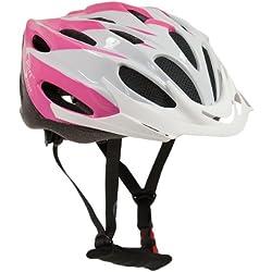 Sport Direct™ 22 respiraderos Menor Chica Rosa Ciclismo Casco 54-56cm