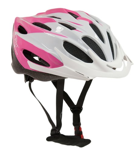 Sport Direct 22 Vent Girls Pink Junior Helmet 54-56cm