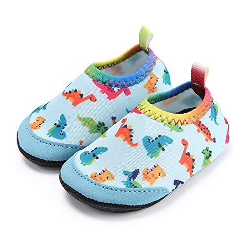 db82d088ee67 Laiwodun Zapatos de Agua niño Bebe Zapatos de Natación Descalzo Aqua ...