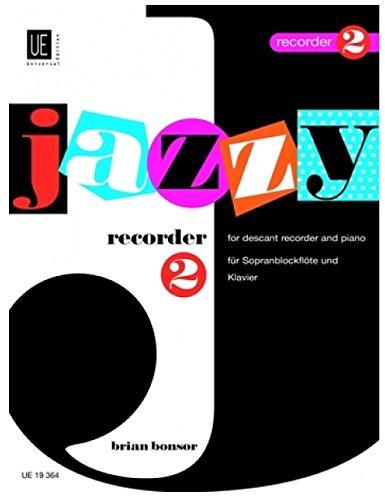 Jazzy recorder Volume 2 - FlBec/Po