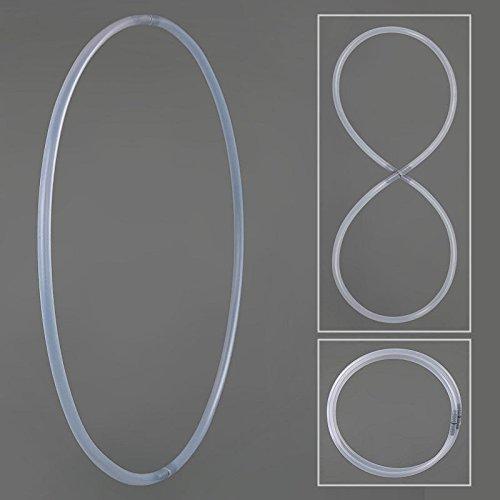 Faltbarer Hula Hoop Rohling, PP (Polypropylen) 19mm, Ø90cm