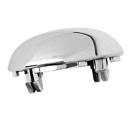 Sharplace-Cappello-Pomello-Cambio-Cromatura-Accessorio-Automobile