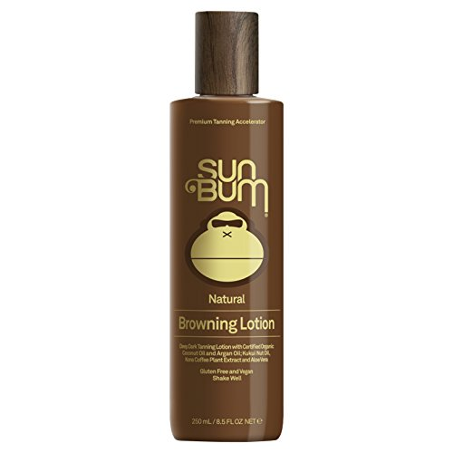 Sun Bum Self Tanning Natural Browning Lotion (Lotion Outdoor-tanning)
