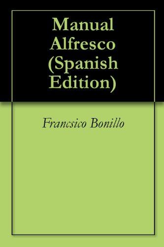 Manual Alfresco por Francsico Bonillo