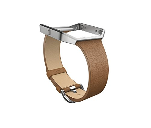 fitbit-unisex-blaze-slim-leather-accessory-band-camel-large-67-81-in