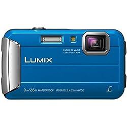 Panasonic Lumix DMC-FT30 Appareils Photo Numériques 16.6 Mpix Zoom Optique 4 x- Version étrangère