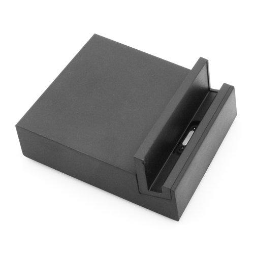 System-S Magnet Dockingstation für Sony Xperia Z2 Tablet (S, Ladegerät Tablet Xperia Sony)
