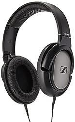 Sennheiser HD 206 Lightweight Closed-back Over-ear Headphones