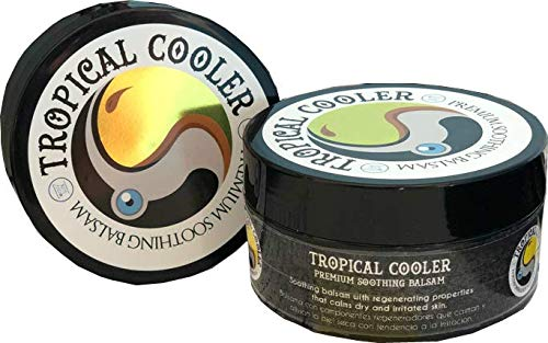 BUTTER TATTOO TROPICAL COOLER TATOUAGE 200 ml. 'PREMIUM SOOTHING & COLOUR BOOSTER BALSAM'
