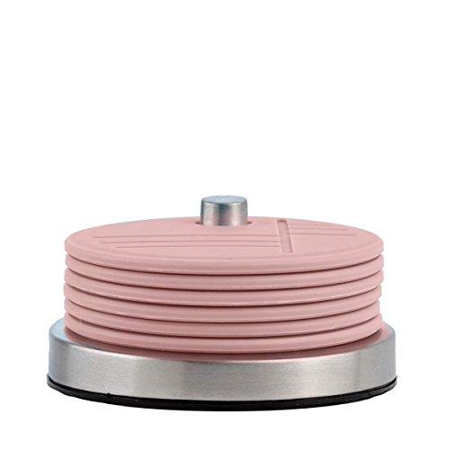 Twilight Rose Cup (Zone Denmark CONFETTI Glasuntersetzer mit halter Rosa)