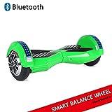 Dragon Hoverboard con Ruote da 8' Monopattino Elettrico Autobilanciato Self Blance Scooter...
