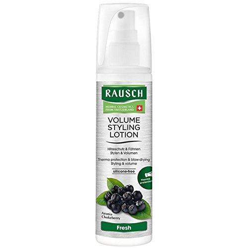 Rausch Volume Styling Lotion Fresh (ideal für individuelles Styling, schützt vor Föhnhitze, mit Anti-Frizz-Effekt - Vegan), 1er Pack (1 x 150 ml) (Herren Rot Haare Färben)
