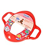 #8: Honey Bee Cushioned Potty Seat with Handle (Multicolour)