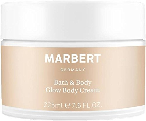 Marbert Bath & Body Glow Body Cream Limitierte Edition (Body Glitter Spray)