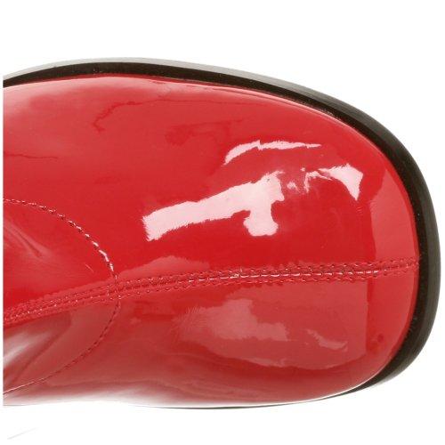 Funtasma GOGO-300, Scarpe a Collo Alto da Donna Rosso (Red Str Pat)