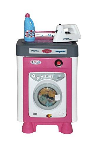 Preisvergleich Produktbild Polesie Carmen Miniatur Spielzeug-Waschmaschine, 47939